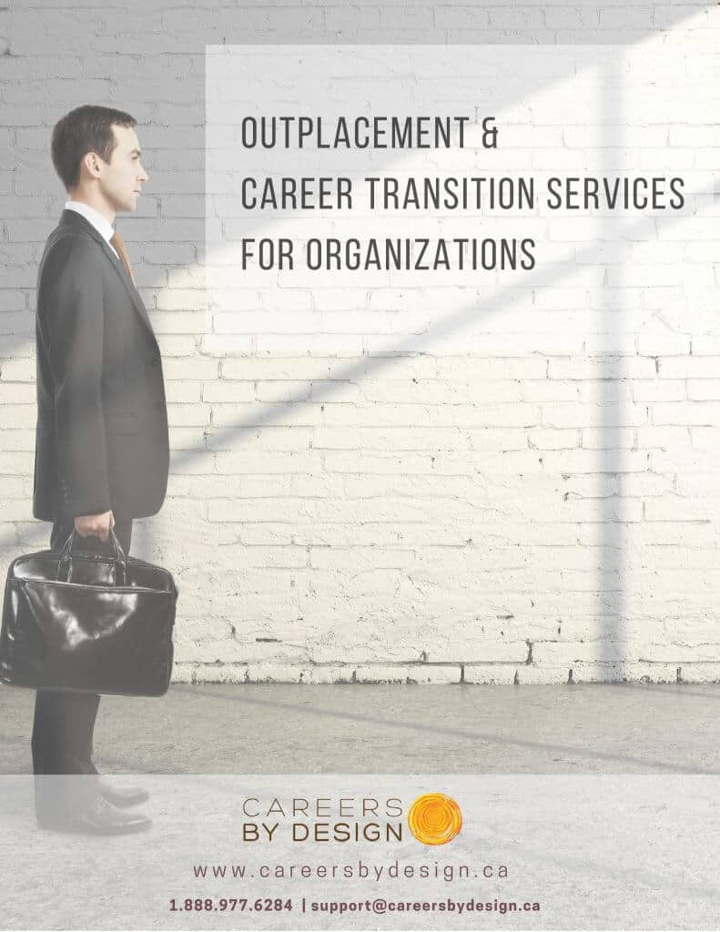 Outplacement & Career Transition Services Brochure
